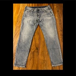 SILVER Woman's Avery Skinny Jeans